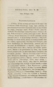 Młoda Polska. Dodatek do No 20 (1840)