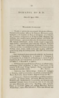 Młoda Polska. Dodatek do No 21 (1840)