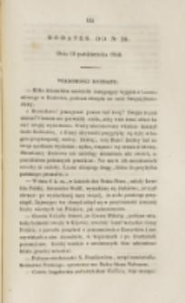 Młoda Polska. Dodatek do No 28 (1840)
