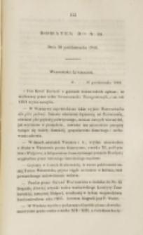Młoda Polska. Dodatek do No 30 (1840)