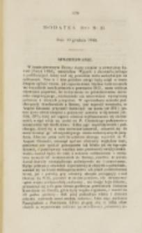 Młoda Polska. Dodatek do No 34 (1840)