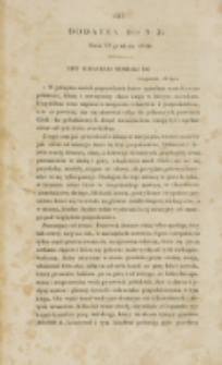 Młoda Polska. Dodatek do No 35 (1840)