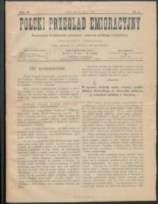 Polski Przegląd Emigracyjny. R.3, nr 5 (1909)