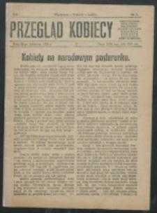 Przegląd Kobiecy. R. 1, nr 3 (1919)