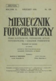 Miesięcznik Fotograficzny. R. 11, nr 129 (1930)