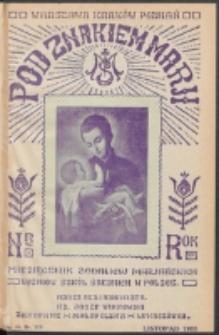 Pod Znakiem Marji. R. 14, nr 2 = 119 (1933)