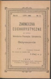 Ziarneczka Eucharystyczne. R. 2, nr 2 (1908)
