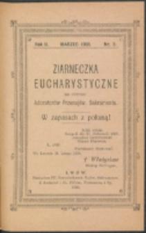 Ziarneczka Eucharystyczne. R. 2, nr 3 (1908)