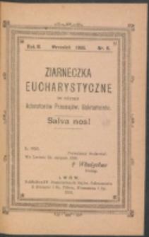 Ziarneczka Eucharystyczne. R. 2, nr 9 (1908)