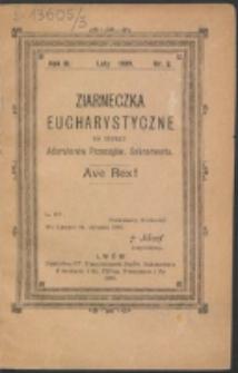 Ziarneczka Eucharystyczne. R. 3, nr 2 (1909)