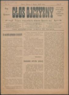 Głos Ojczyzny. R. 2, nr 10 (1919)