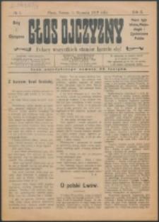 Głos Ojczyzny. R. 2, nr 2 (1919)