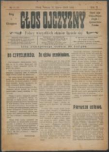 Głos Ojczyzny. R. 2, nr 11/13 (1919)