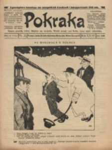 Pokraka. R. 27, nr 21 (1922)