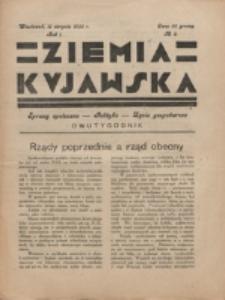Ziemia Kujawska. R. 1, nr 2 (1926)