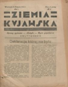 Ziemia Kujawska. R. 1, nr 9 (1926)