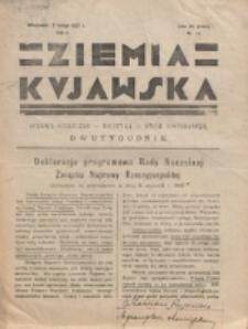Ziemia Kujawska. R. 2, nr 14 (1927)