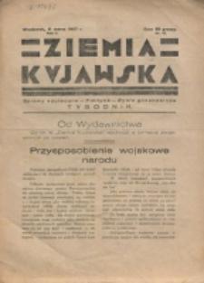 Ziemia Kujawska. R. 2, nr 17 (1927)