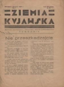Ziemia Kujawska. R. 2, nr 19 (1927)