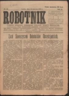 Robotnik. R. 3, nr 23 (1919)