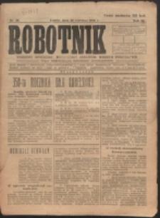 Robotnik. R. 3, nr 25 (1919)