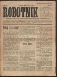 Robotnik. R. 3, nr 26 (1919)