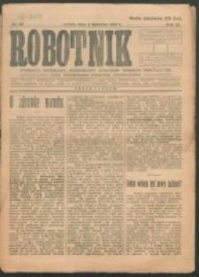 Robotnik. R. 3, nr 30 (1919)