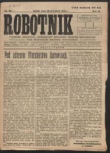 Robotnik. R. 3, nr 36 (1919)