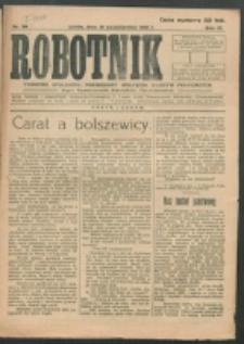 Robotnik. R. 3, nr 38 (1919)