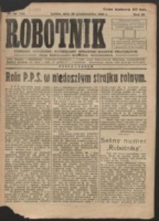 Robotnik. R. 3, nr 40 (1919)