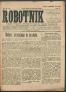 Robotnik. R. 3, nr 44 (1919)