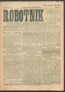 Robotnik. R. 3, nr 46 (1919)
