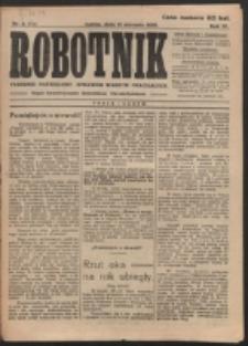 Robotnik. R. 4, nr 2 (1920)