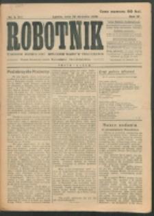Robotnik. R. 4, nr 4 (1920)