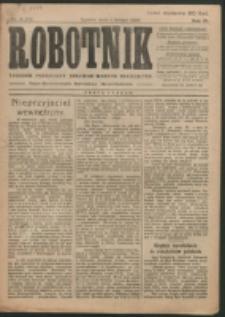 Robotnik. R. 4, nr 5 (1920)