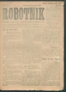 Robotnik. R. 4, nr 9 (1920)