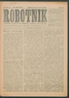 Robotnik. R. 4, nr 13 (1920)