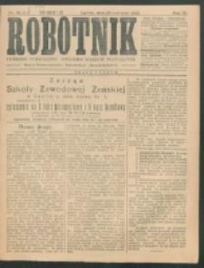 Robotnik. R. 4, nr 25 (1920)