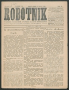 Robotnik. R. 4, nr 27 (1920)