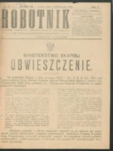 Robotnik. R. 4, nr 31 (1920)
