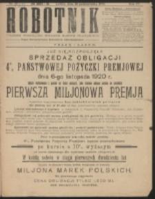 Robotnik. R. 4, nr 32 (1920)