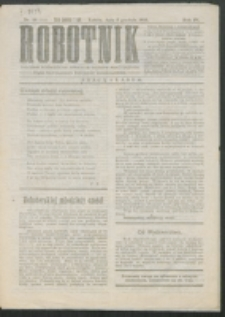 Robotnik. R. 4, nr 40 (1920)
