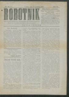 Robotnik. R. 4, nr 44 (1920)
