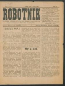 Robotnik. R. 5, nr 7 (1921)
