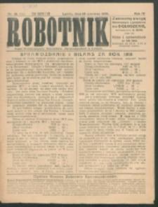 Robotnik. R. 4, nr 26 (1920)