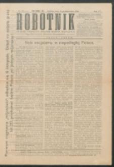 Robotnik. R. 4, nr 35 (1920)