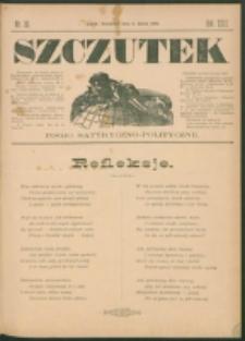 Szczutek : pisemko humorystyczne. R. 23, nr 26 (1891)