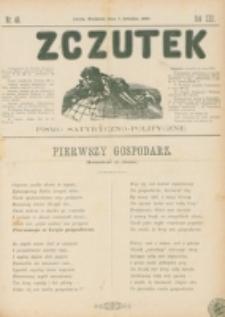Szczutek : pisemko humorystyczne. R. 22, nr 48 (1890)