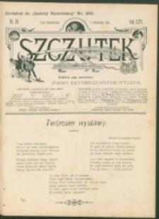 Szczutek : pisemko humorystyczne. R. 26, nr 39 (1894)