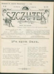 Szczutek : pisemko humorystyczne. R. 26, nr 43 (1894)